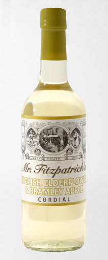 Mr Fitz Elderflower & Apple
