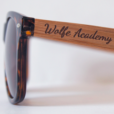 Wolfe Sunglasses - Originals Tortoiseshell