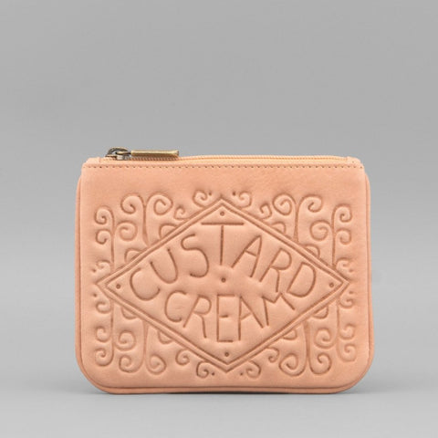 Custard Cream Yoshi purse