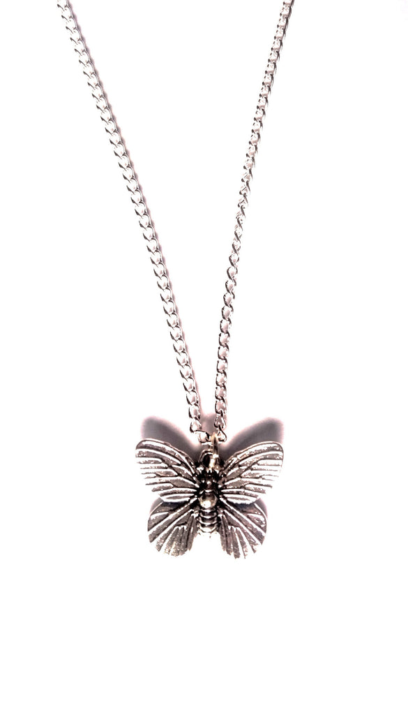 This Material Culture | Butterfly Necklace