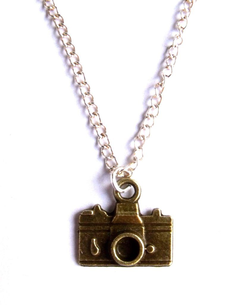 This Material Culture | Camera Necklace