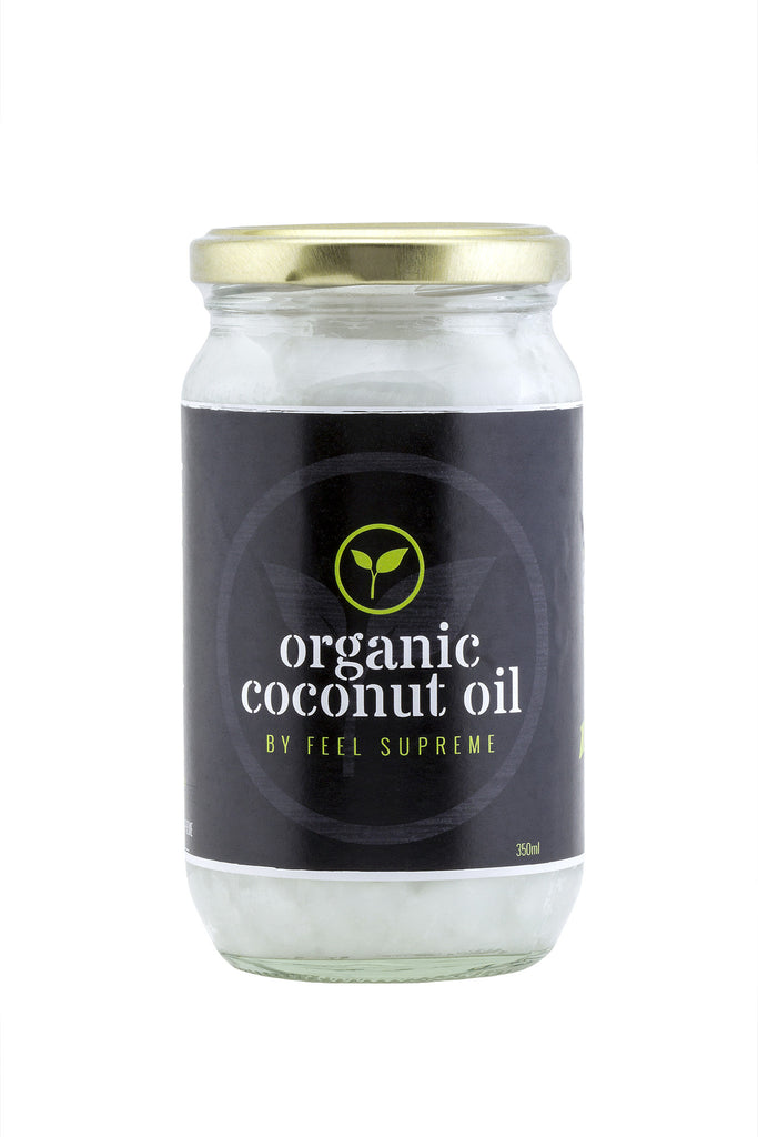 Feel Supreme Organic Coconut Oil