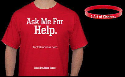 Ask me for Help T-Shirt