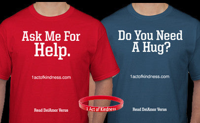 1 Act of Kindness T-Shirt Pack