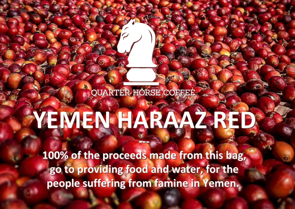 Yemen Charity Coffee