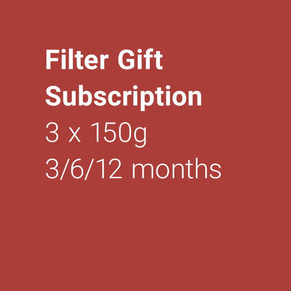 Filter Gift Subscription