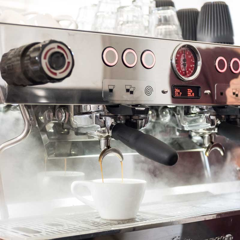 Barista Course - Introduction to Espresso