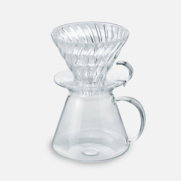 Hario V60 Glass Brewing Kit