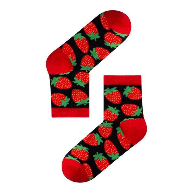 Red-Berries Women's Sock