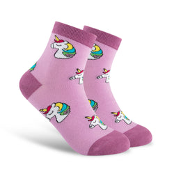 Mystical Unicorn Women's Sock