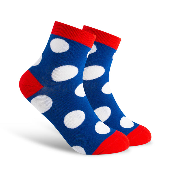 Pokes My Dots Women's Sock