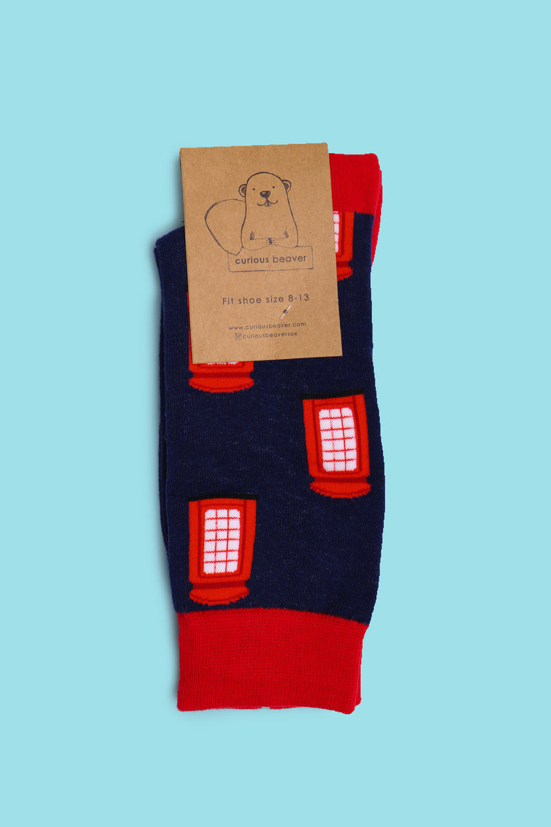 London's Calling Men's Sock