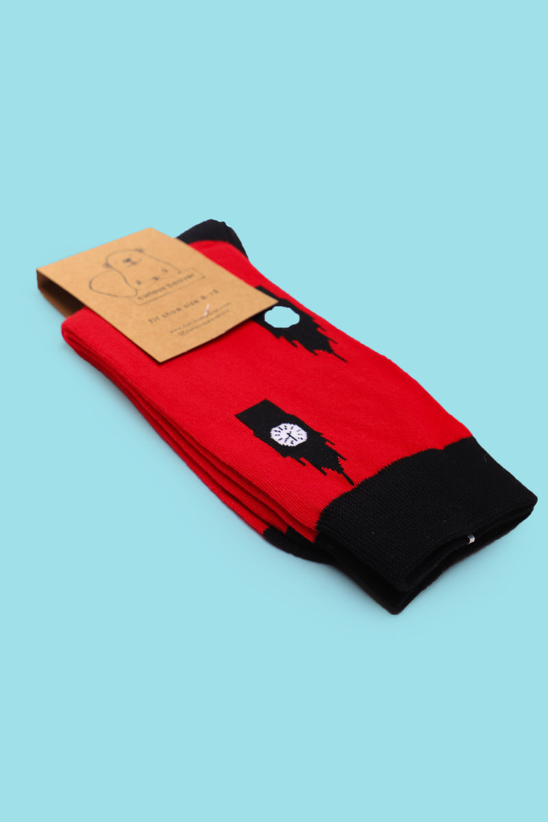 Billing Ben Men's Sock