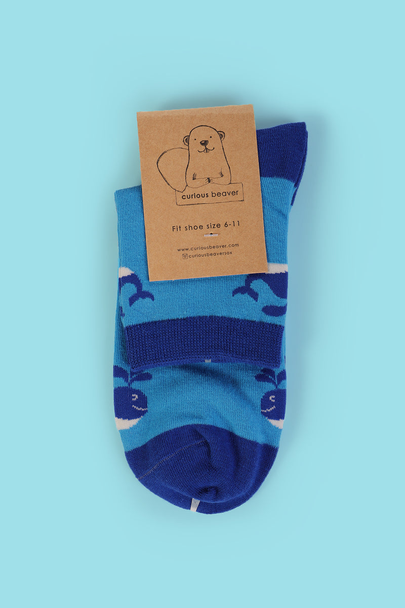 Free Willy Women's Sock