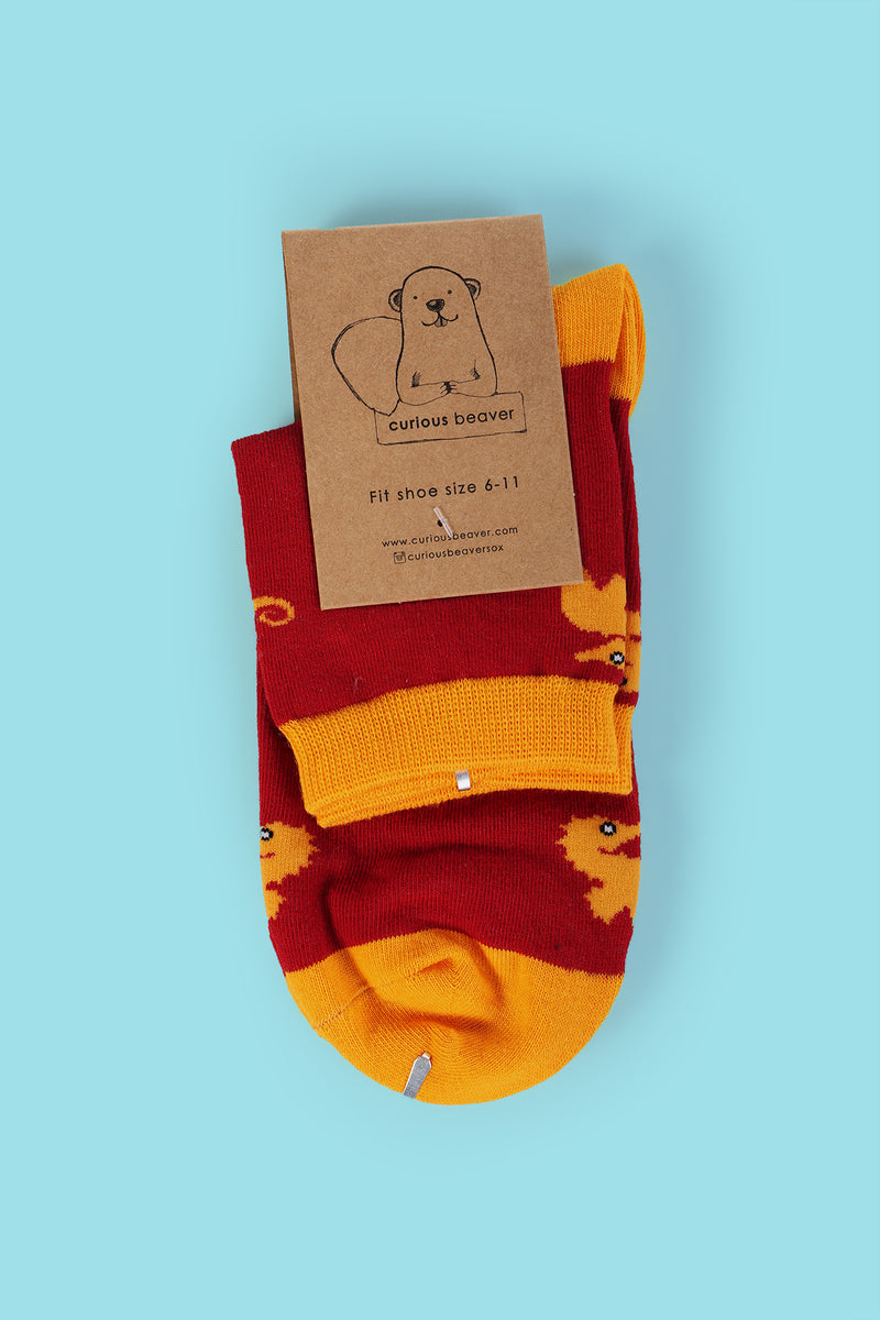 Sea Horse Love Women's Sock