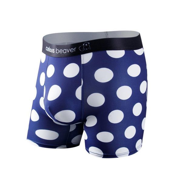 Pokes My Dots- Men's Boxer Briefs