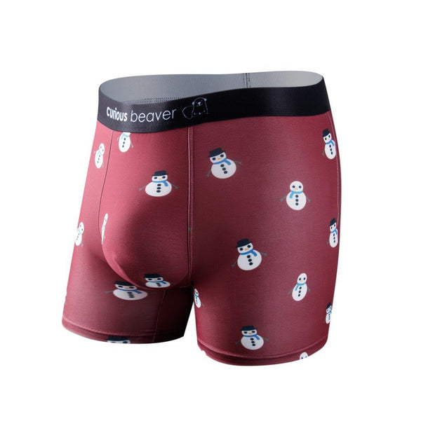 S'Now or Never - Men's Boxer Briefs