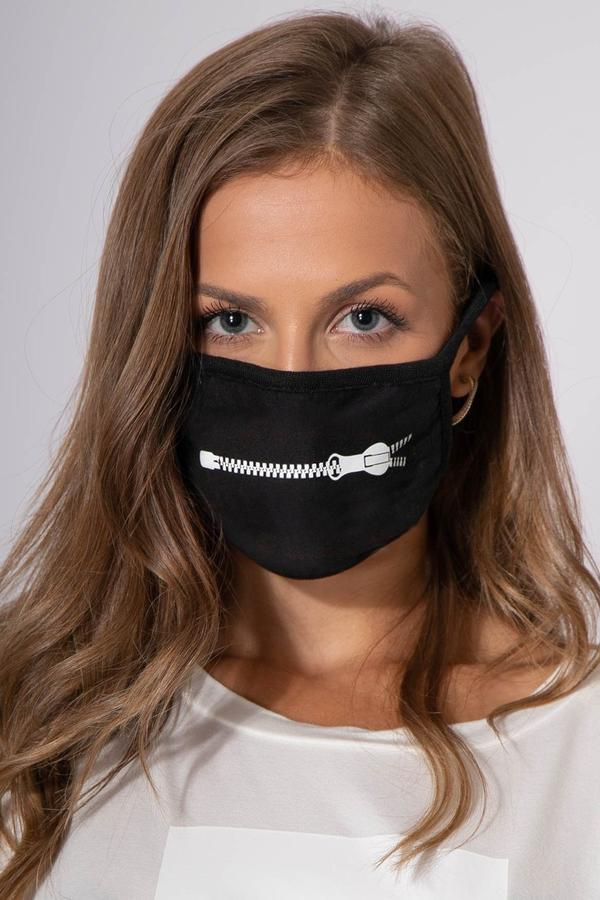 Reusable Zipper Face Mask