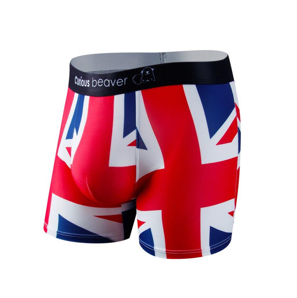 Union Jack- Men's Boxer Briefs