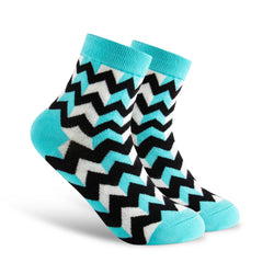 Zig Zags Women's Sock
