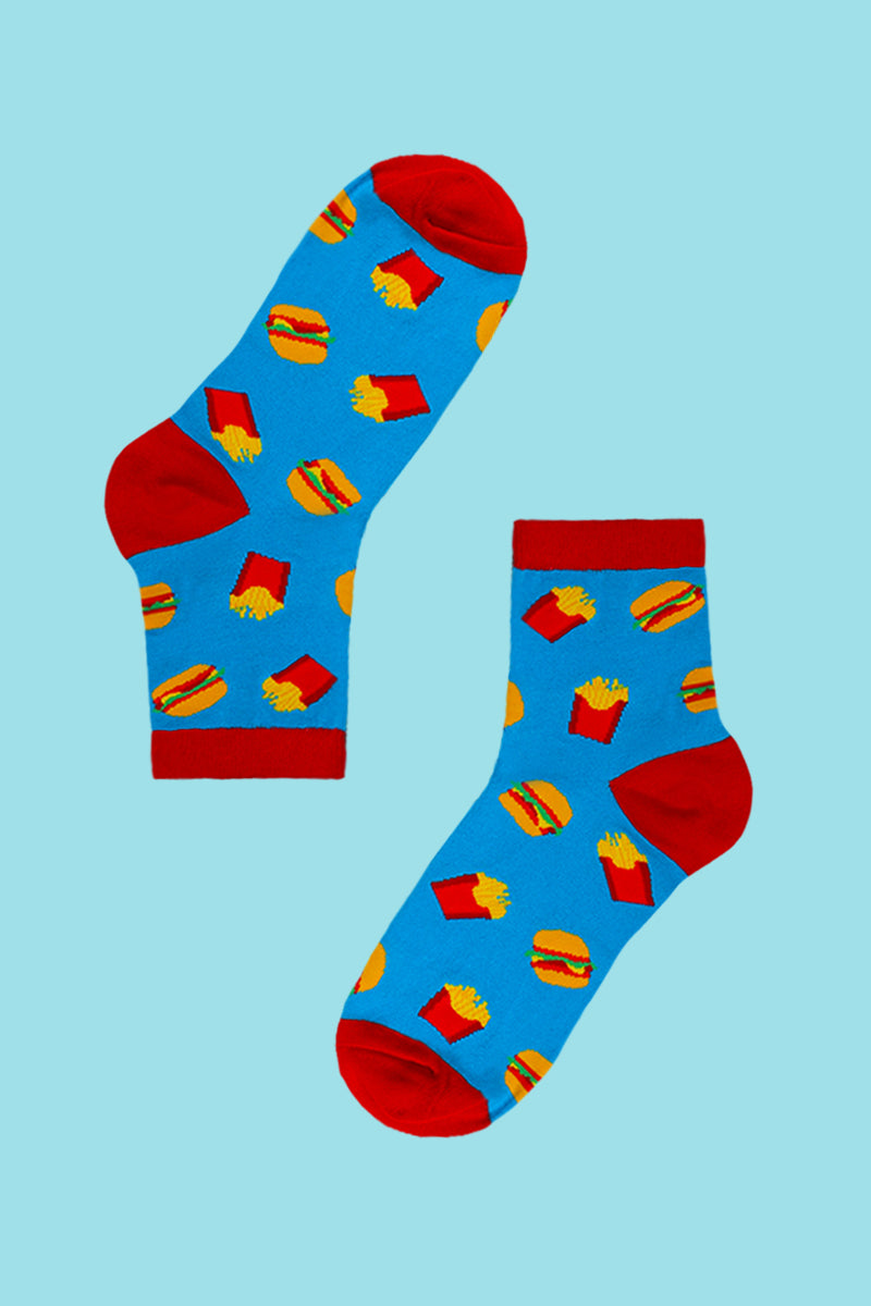 In & Out Women's Sock