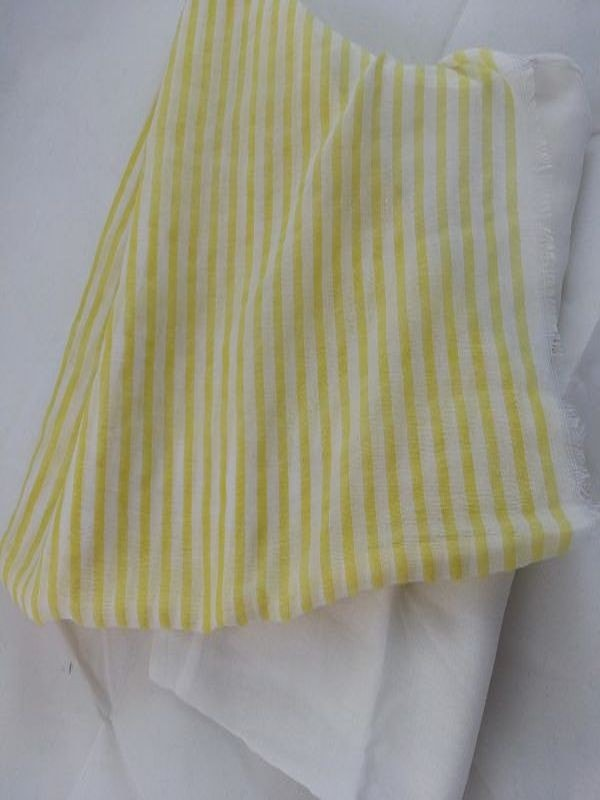 Striped bright color cotton