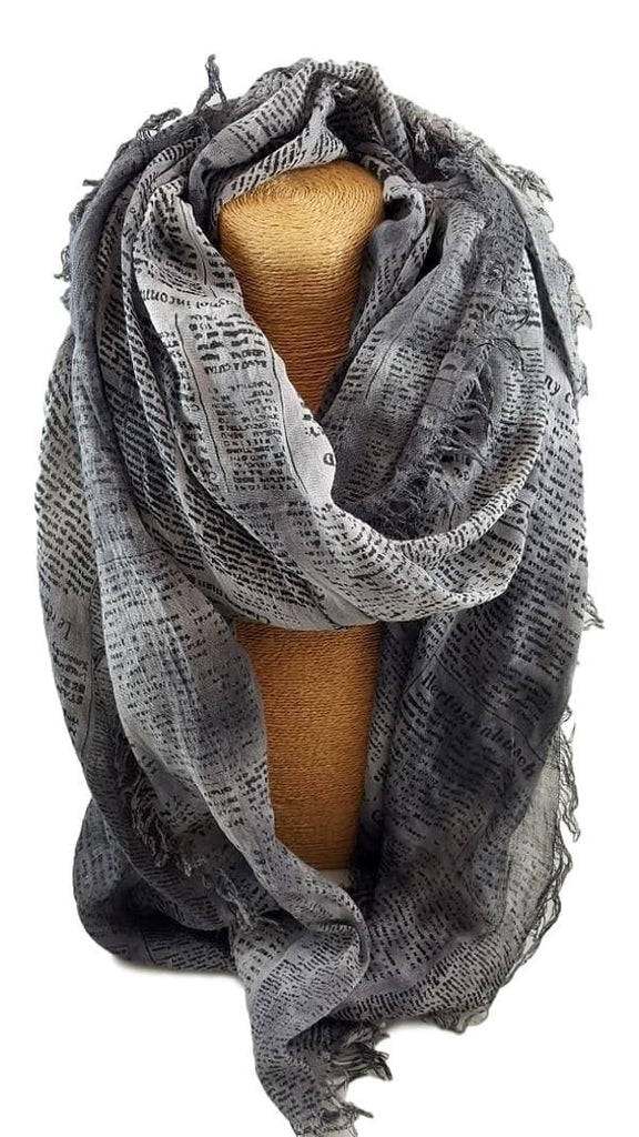 Newsletter scarf