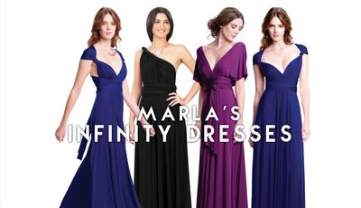 How To Wear an Infinity Dress