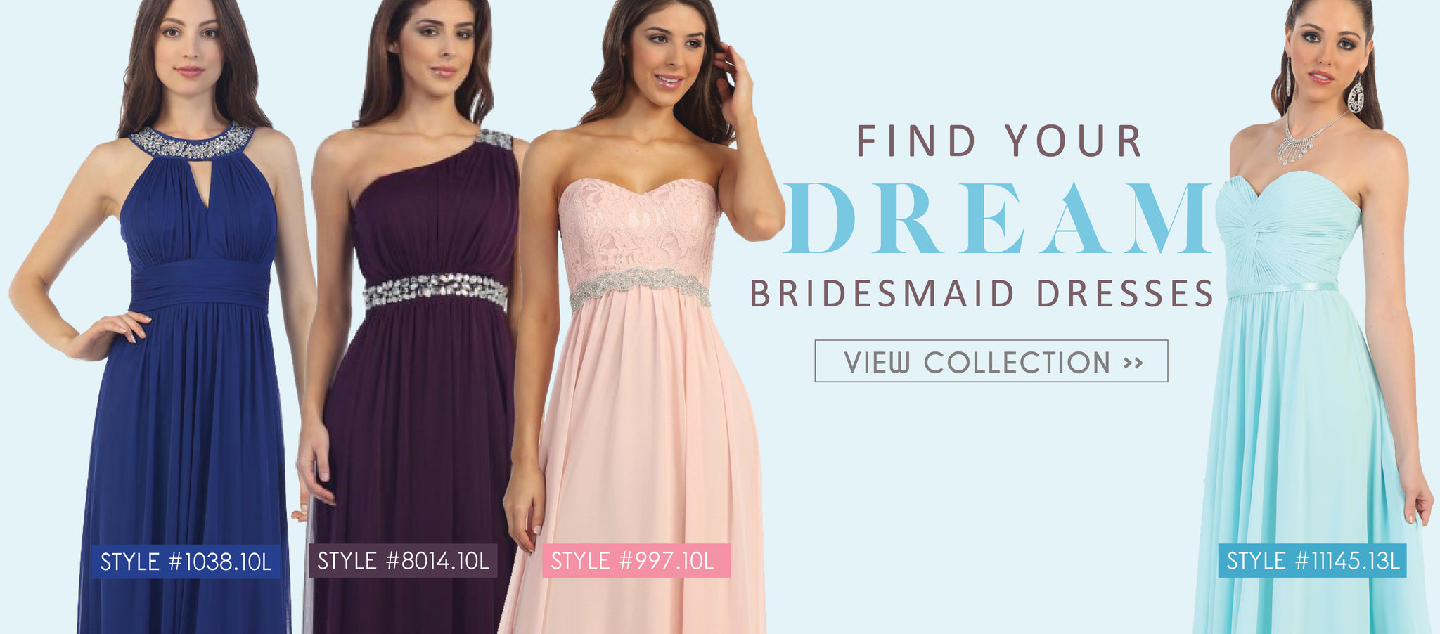 View our collection of long and short bridesmaid dresses in lethbridge, ontario Canada. We carry bridesmaid dresses in a variety of styles like flow, off shoulder, fitted, strapless styles. The evening dresses come in a variety of colours like black, white, red, coral, blush pink, royal blue, aqua, navy, and burgundy.