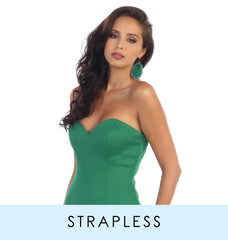 View Strapless bridesmaid dress collection