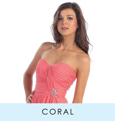 View coral orange bridesmaid dresses which consist of light peach dresses, peach orange dresses.