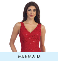 View mermaid bridesmaid dress collection