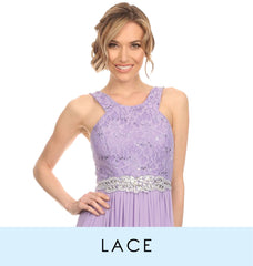 View lace bridesmaid dress collection