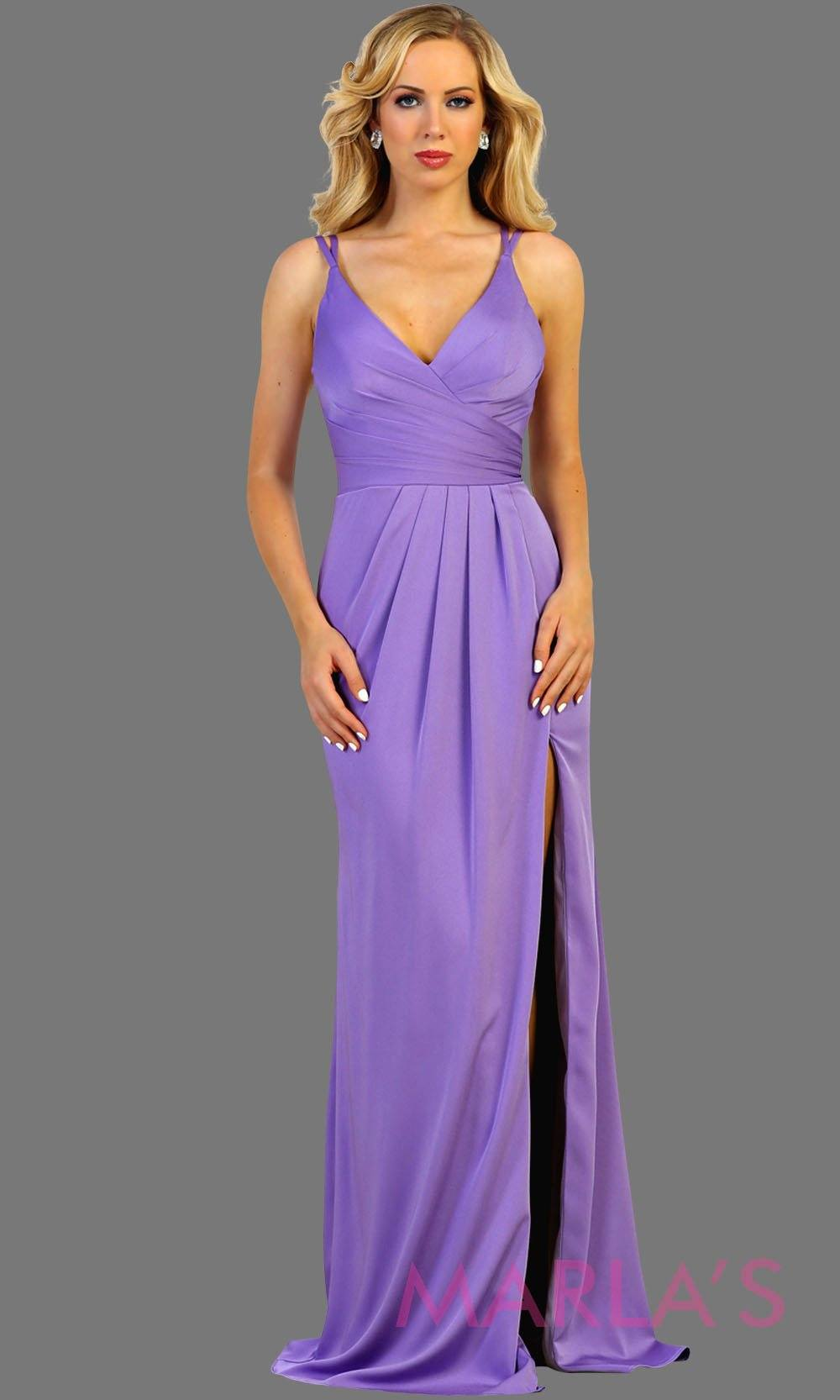 Long prom dresses, Bridesmaid Dress, Prom Dresses, High Slit ...