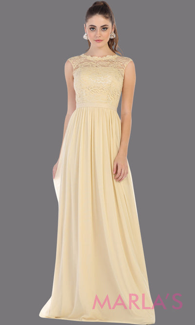 Long flowy champagne dress with off shoulder lace top.This simple gown is perfect for bridesmaid dresses,plus size women, simple evening gown, gala dress,mother of the bride dress, indowestern gown,destination wedding