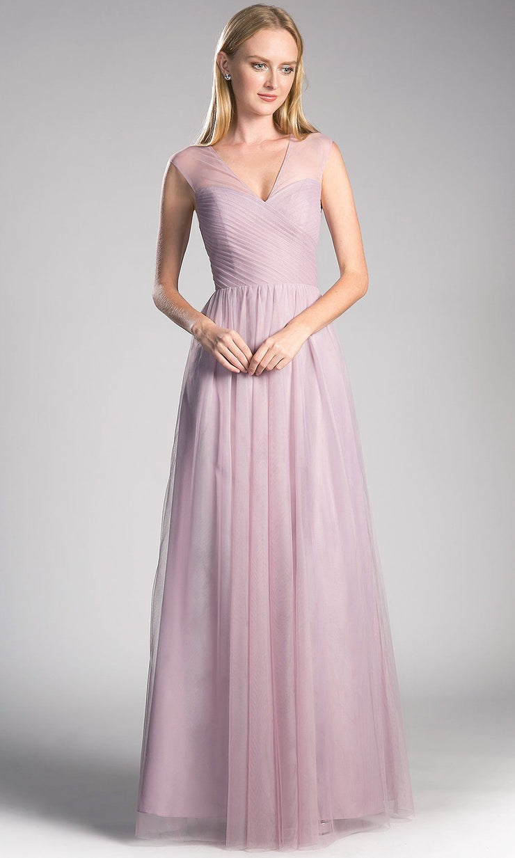 long lilac purpl flowy tulle dress with wide straps.This light purple dress perfect for bridesmaids, wedding guest dress,formal gown,modest dress,fall wedding,party dress, black tie evening gown. plus size dresses avail.