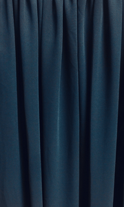 Navy Infinity Long Bridesmaid Dress Swatch and Dark Blue Convertible Dress Fabric and Navy Blue Multiway Dress