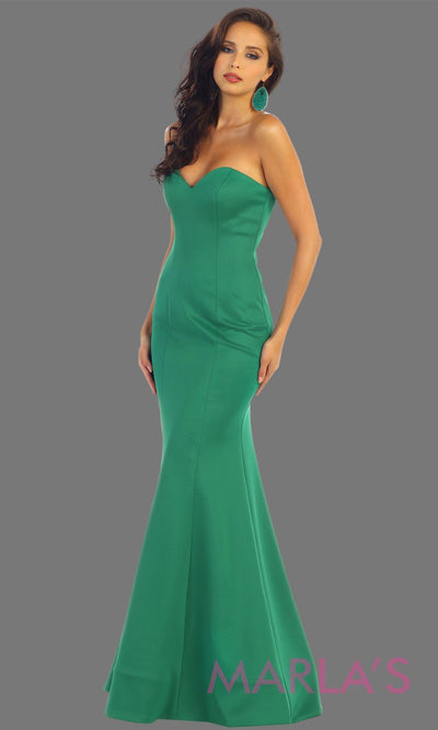 Long Miss Sofia Vergara Dress