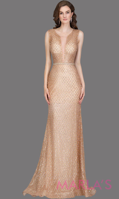 Long sequin beaded rose gold sleek & sexy evening dress feature high neck & low open back.Perfect as a mauve prom dress,sexy wedding guest dress,formal evening party,gala dress,dusty rose wedding reception or engagement dressd.Plus sizes avail