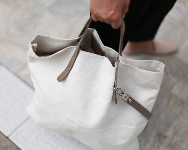 Canvas shopper