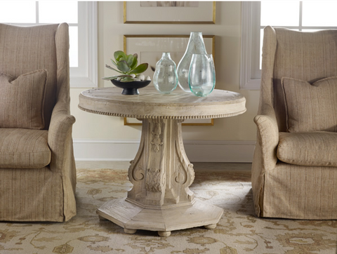 Architectural Center Table - $2,814.00