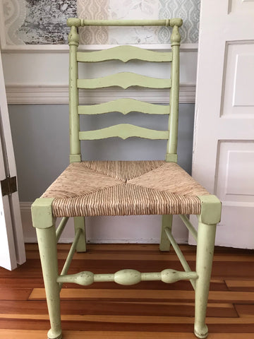 Oakville Side Chair in Key Lime Pie - Retail $1,362.00