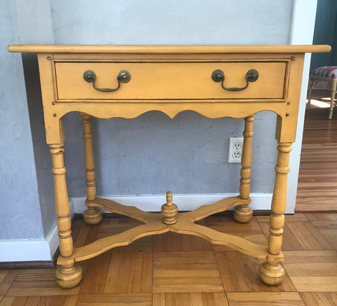 Mackinaw Lowboy in Apricot Finish - Retail $1,848.00