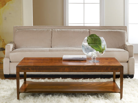 George II Cocktail Table/ Modern History - Retail $2,970.00