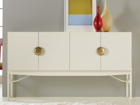 Transitions Sideboard in Ivory/ Retail $5526.00