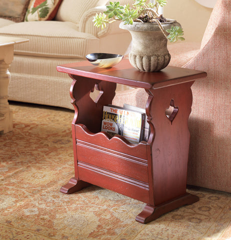 Dunkirk Magazine Table in Truffle - Retail $1,218.00
