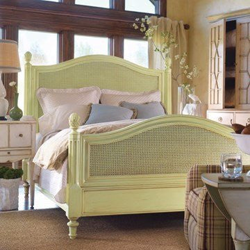 Frenchtown Twin Bed Pair in Key Lime Pie - Retail $11,280.00