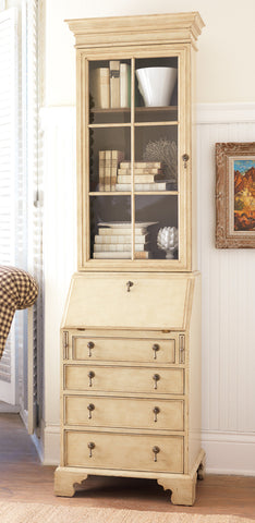 Sea Island Secretary in Butter Pecan with Vanilla Bean Interior - Retail $5,082.00