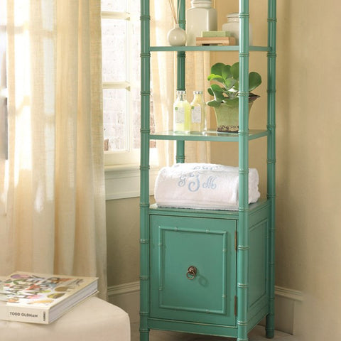 St Bart's Etagere in Pistachio- Retail $2700