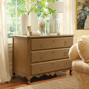 Inlet Pointe Chest in Creme Brulee- Retail $3,852.00